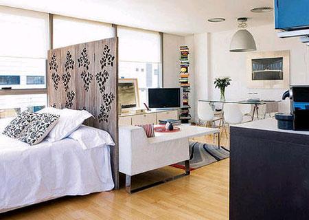 Una casa y m s de un ambiente mi casa no es de - Paneles para separar espacios ...