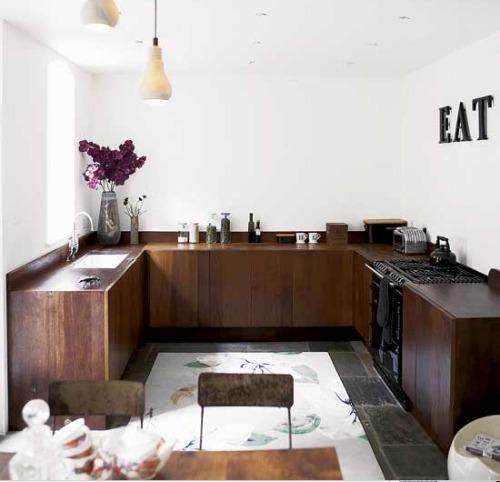 El a b y c en casa mi casa no es de mu ecas blog y for Cocinas sin muebles arriba