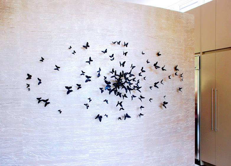 Mariposas que se posan en tu pared   Mi casa no es de muñecas ...