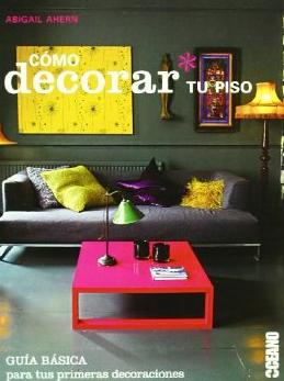 portada libro como decorar tu piso