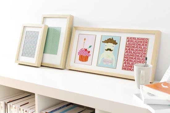 Como hacer marcos para cuadros faciles imagui - Como hacer cuadros faciles en casa ...