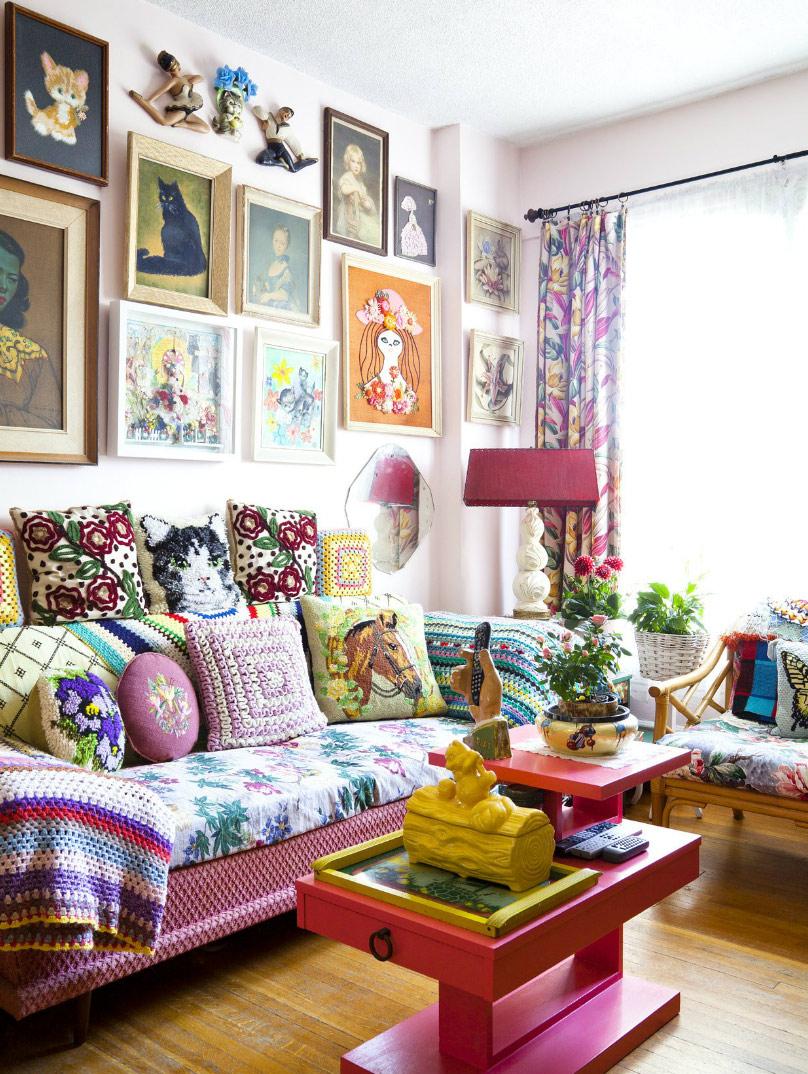 Kitsch Decoracion De Interiores ~ Estilo kitsch, es el tuyo?  Mi casa no es de mu?ecas  Blog y