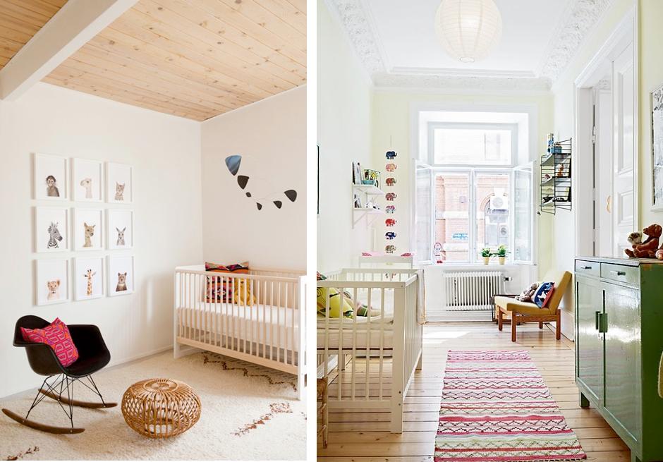 Decoraci n infantil huyendo del rosa y azul mi casa no - Decoracion dormitorio infantil nino ...