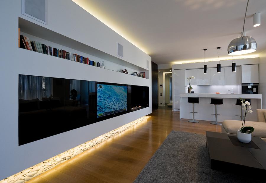 Creando espacios y sensaciones a trav s de la luz mi - Iluminacion led para el hogar ...