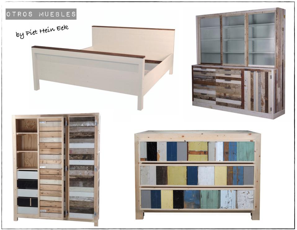Piet Hein Eek-otros muebles