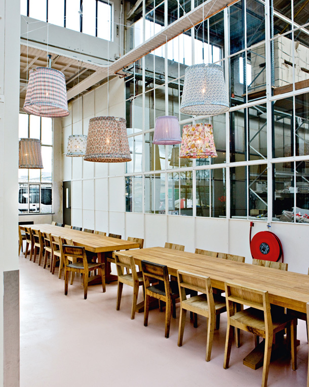 Piet Hein Eek - restaurante 07