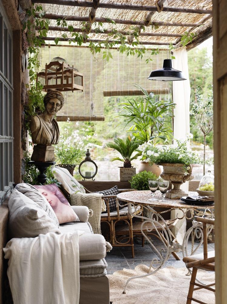 Escenario o realidad mi casa no es de mu ecas blog y French provence style homes