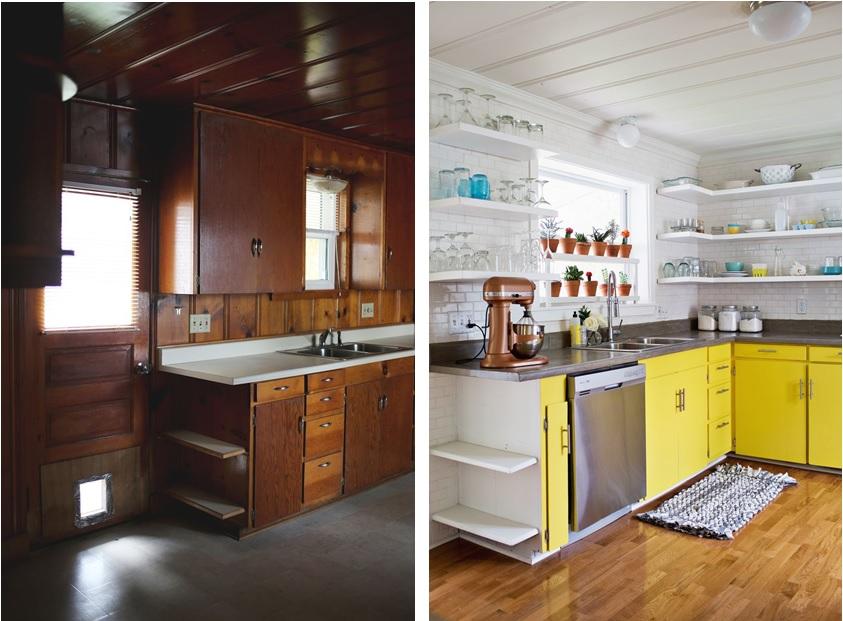 Proyecto cocina antes y despu s mi casa no es de for Cocinas antes y despues