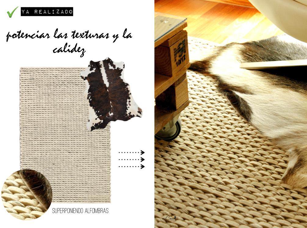 Mi salón - alfombras