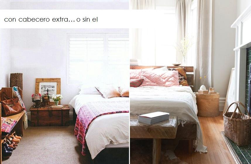 Camas debajo de la ventana s o no mi casa no es de mu ecas blog y asesor a online en - Como decorar un cabecero de cama ...