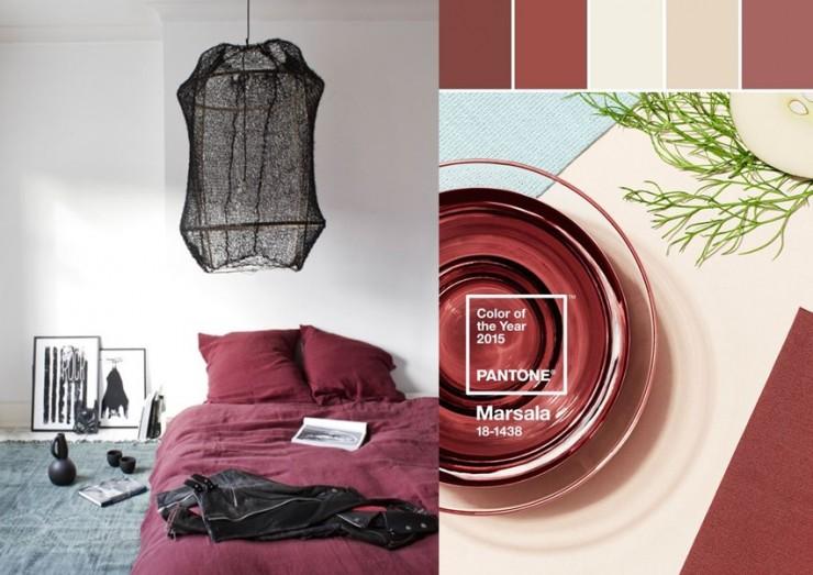 Color Pantone del año-Marsala 23