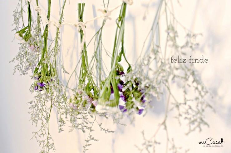 Cuerda de flores A