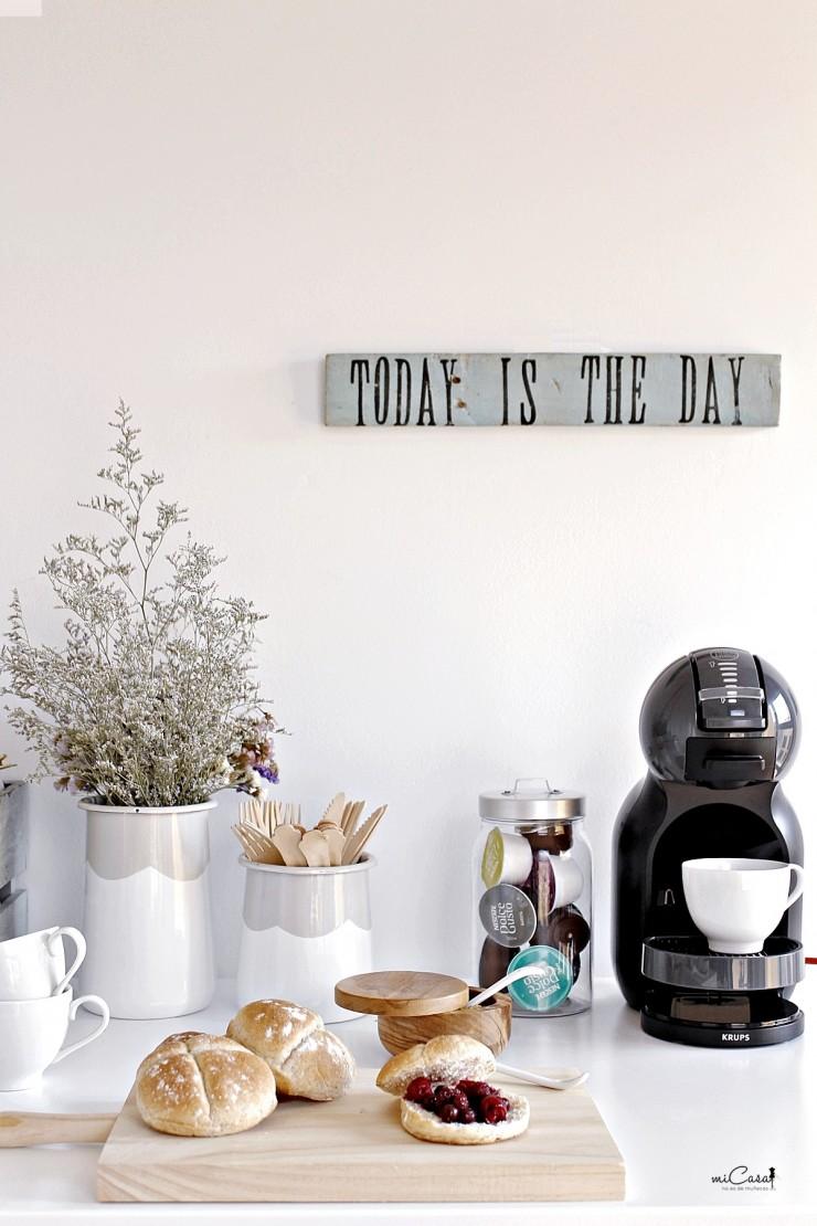 Nuestro rinc n extra para el caf mi casa no es de mu ecas blog y asesor a online en - La cocina en casa ...