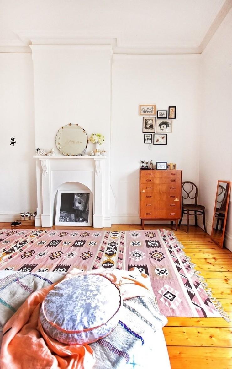 kilim-bedroom 02
