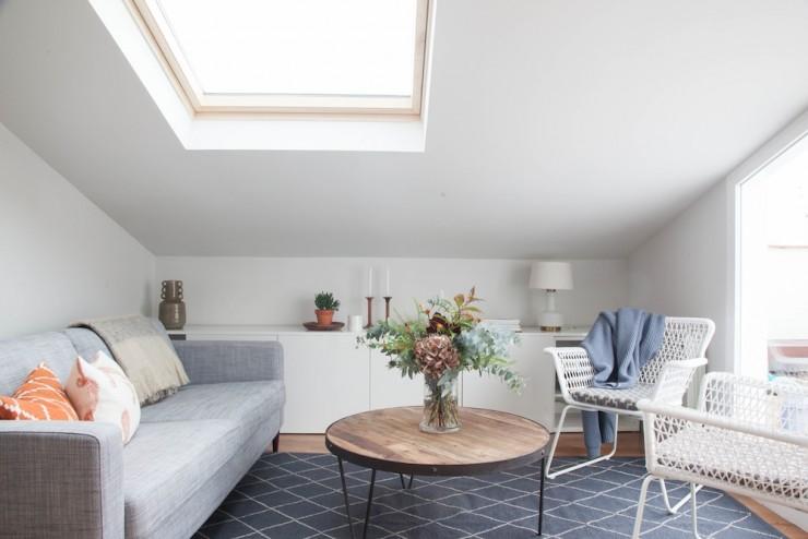 El antes despu s de un apartamento n rdico en madrid for Interiorismo estilo nordico
