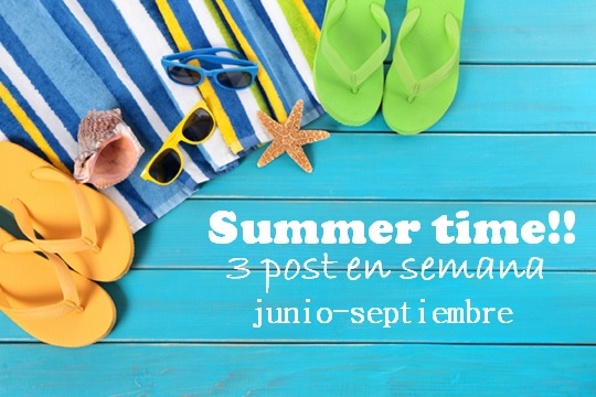 Logo Summer Time post