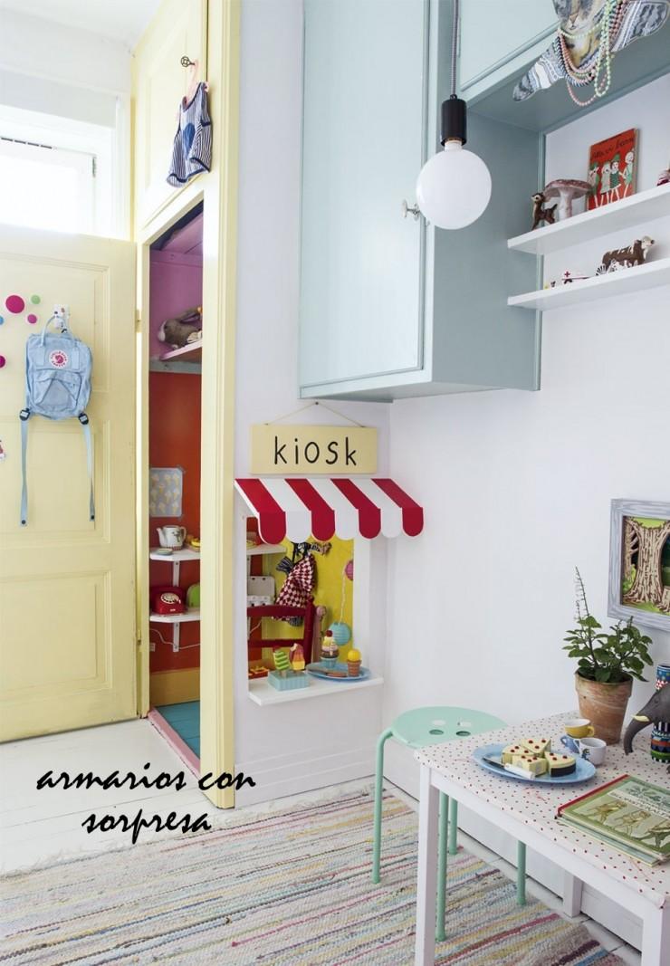 Ideas diferentes habitaciones infantiles 02