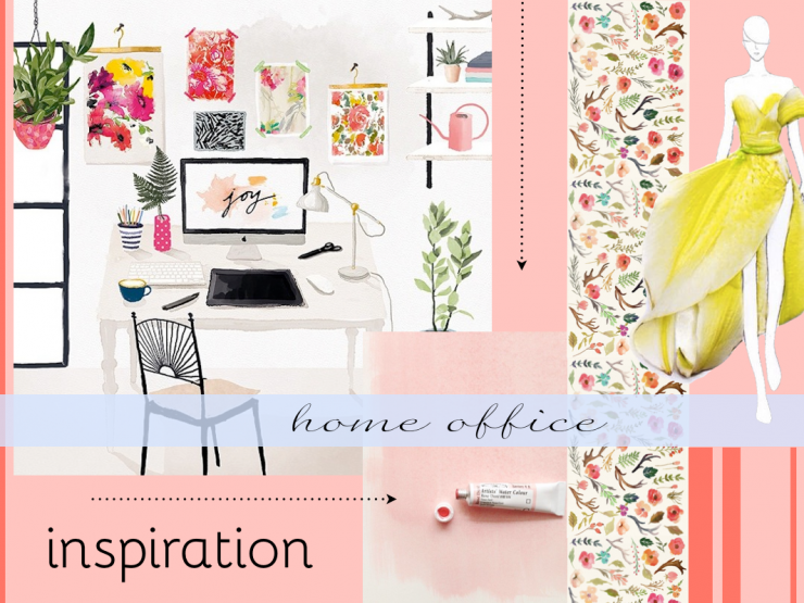 Moodboard Home office inspiration 00