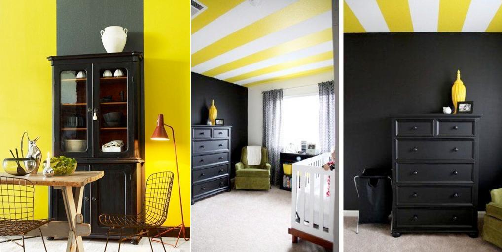 Muebles y pared del mismo color mi casa no es de mu ecas for Pintar paredes con muebles oscuros
