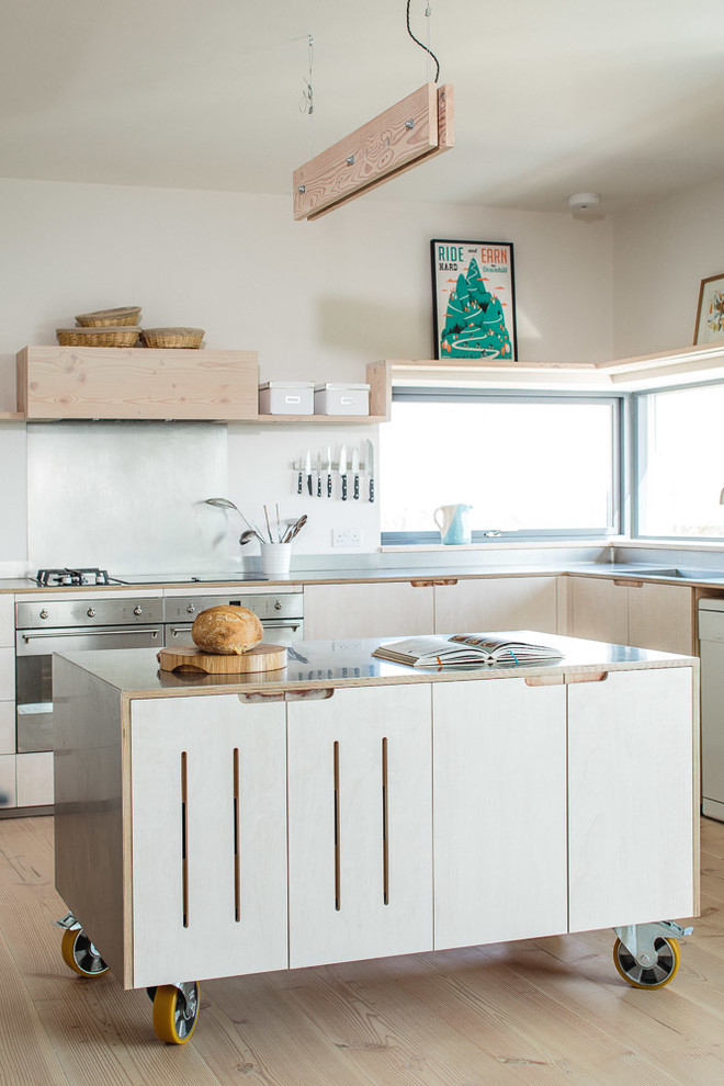 cocina madera contrachapada 01