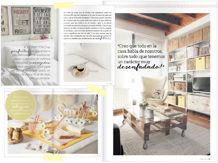 Mi Casa En La Revista Little Haus Ii Mi Casa No Es De