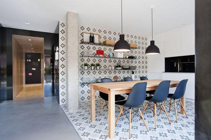 Diferenciar ambientes y crear emociones a trav s del for Numeri di casa in stile spagnolo