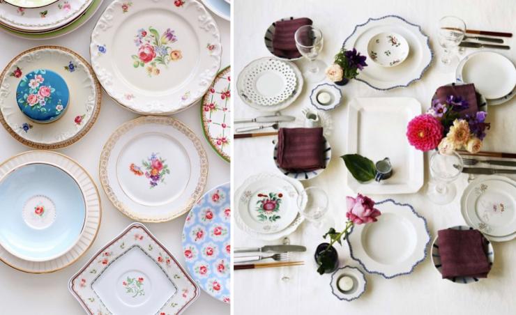 Mix de platos propuesta para tu mesa mi casa no es de for Tenedor y cuchillo en la mesa