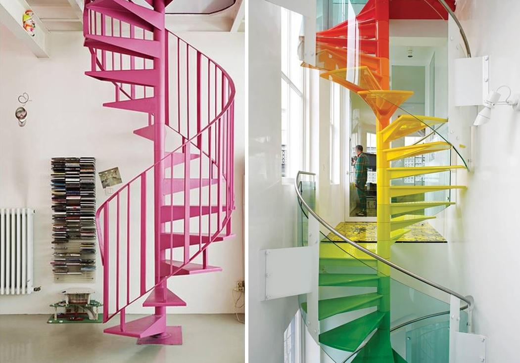 De caracol mi casa no es de mu ecas blog y asesor a - Materiales para escaleras ...