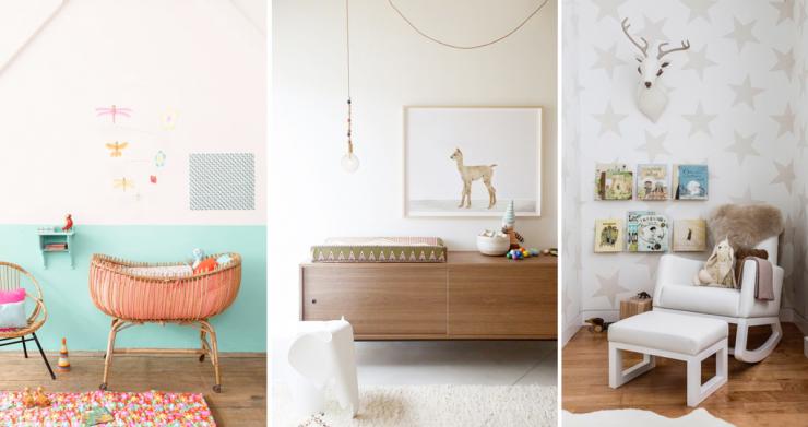 Las 3 piezas clave de la habitaci n del beb mi casa no for Organizacion de la habitacion del bebe