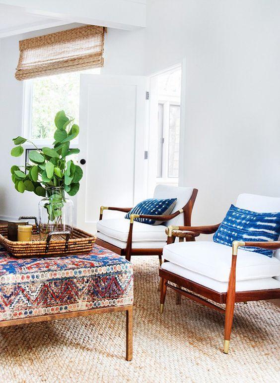 Estilo tnico moderno mi casa no es de mu ecas blog y - Estilo etnico decoracion ...