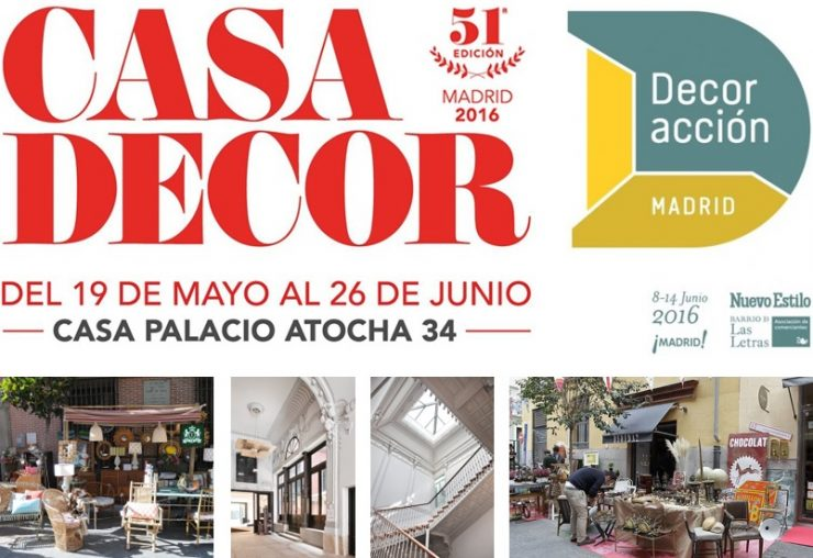 Casa Decor y Decor Accion 2016