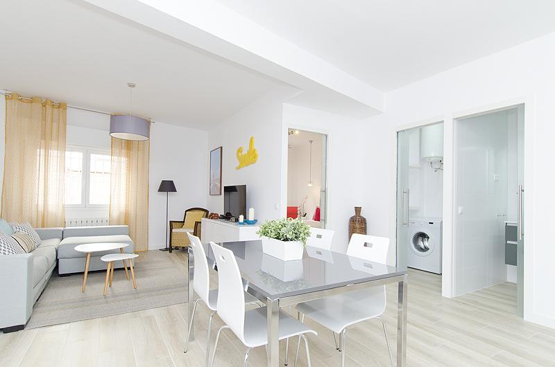 6 tips para decorar un apartamento de alquiler mi casa - Amueblar piso low cost ...