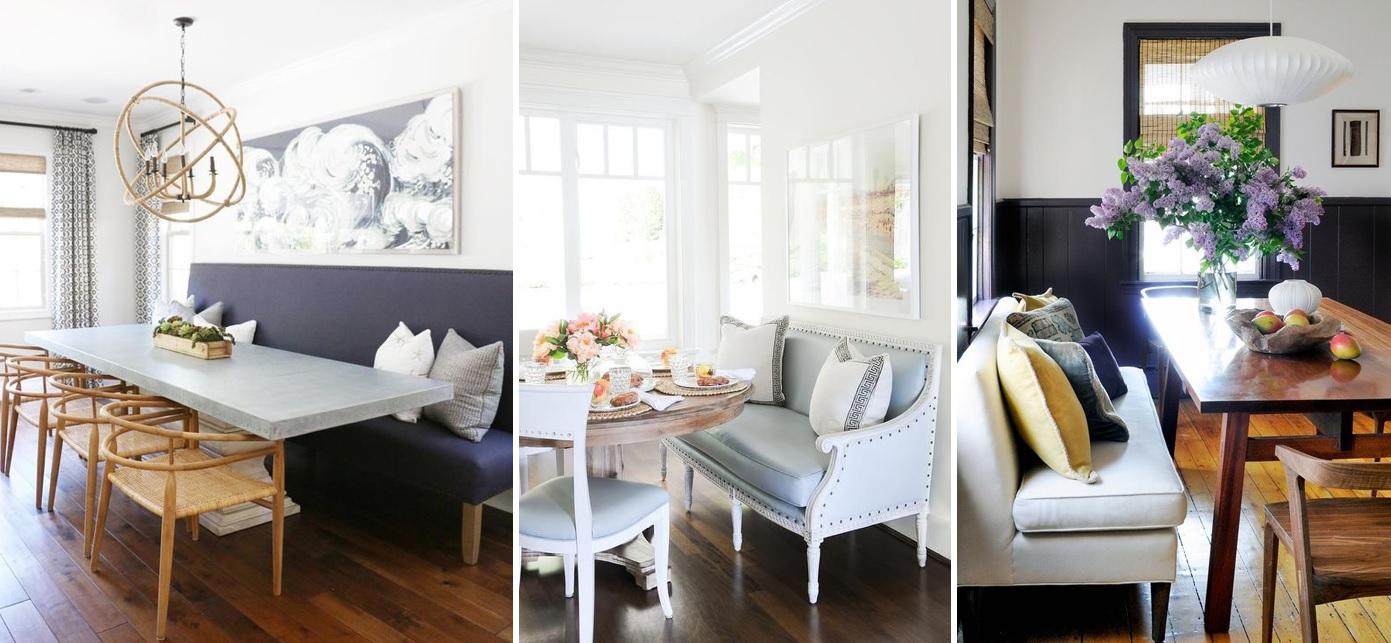 Un sof que no banco para el comedor mi casa no es de mu ecas blog y asesor a online en - Banco para comedor ...