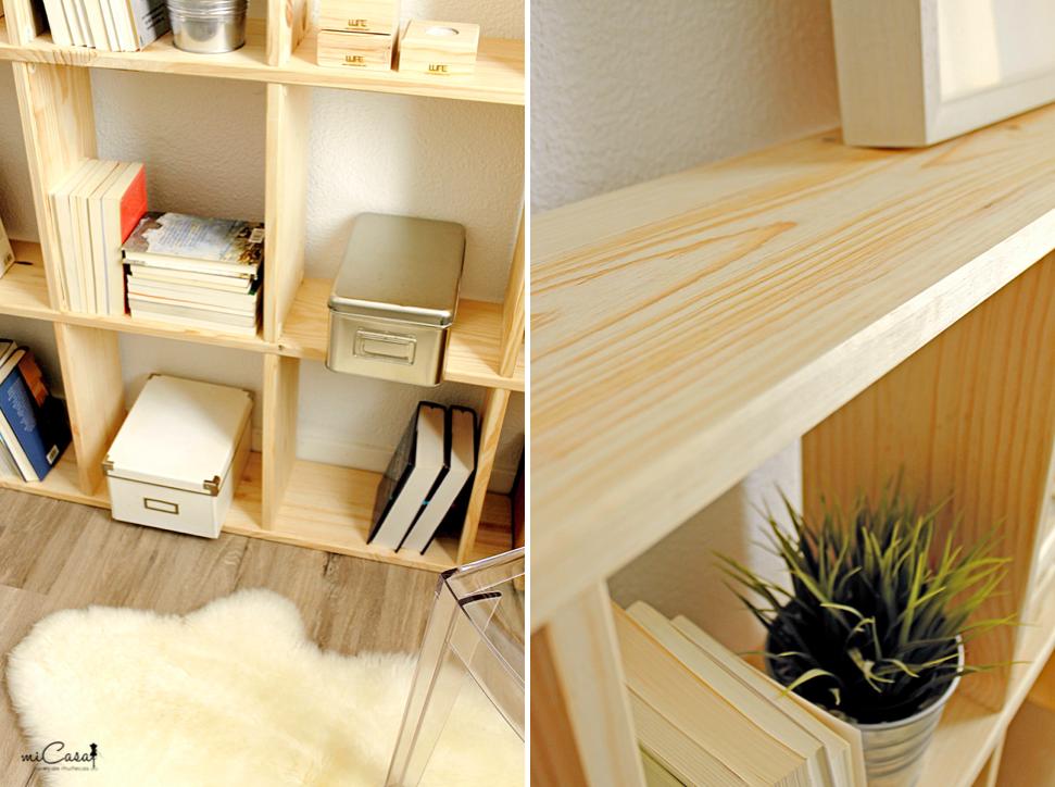 la delicadeza de los muebles de madera sorteo de una