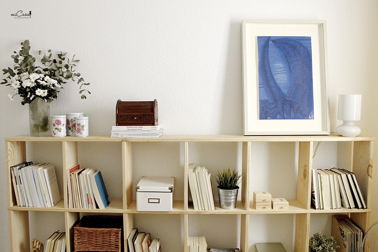 La delicadeza de los muebles de madera sorteo de una - Muebles lufe opiniones ...