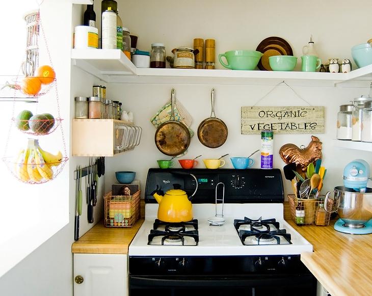 Cocina soluciones pr cticas y econ micas mi casa no es - Ideas para decorar tu casa reciclando ...
