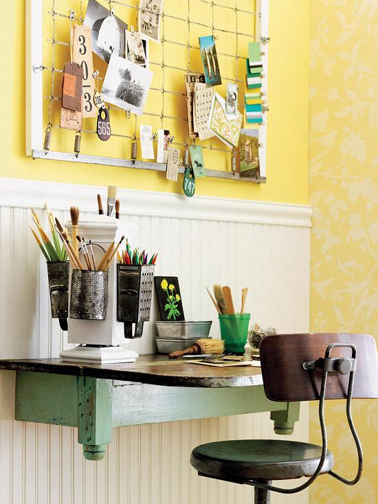 Escritorios reciclados mi casa no es de mu ecas blog - Mi casa no es de munecas ...