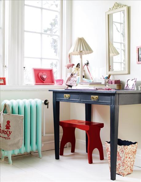 Habitaciones infantiles para so ar mi casa no es de for Estudiar interiorismo online