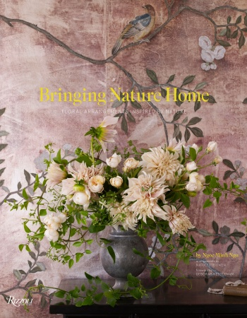 Portada libro bringing nature home