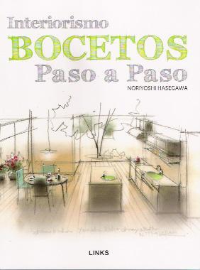 portada libro interiorismo bocetos