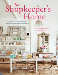 Portada libro the shopkeeper's home