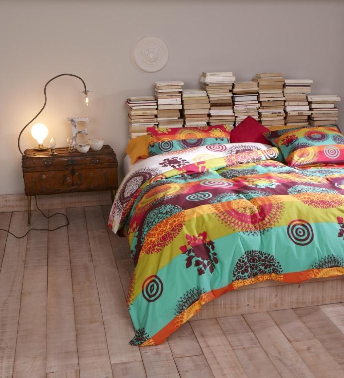 El cabecero de la cama mi casa no es de mu ecas blog y - Mi casa no es de munecas ...
