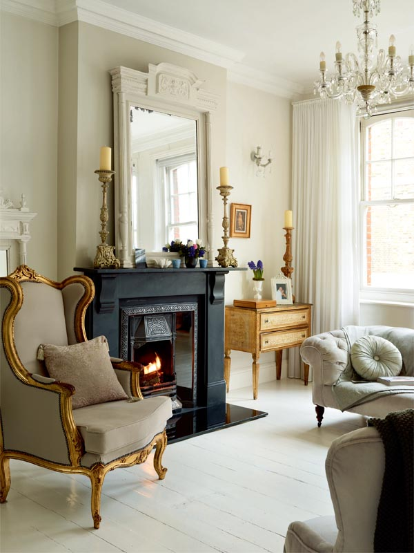 Lo cl sico renovado mi casa no es de mu ecas blog y for B q dining room ideas