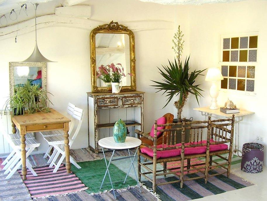 Elegancia estilo y tendencia en la rioja mi casa no es for Decoracion de espacios vintage