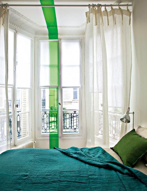 chambre-blanche-verte