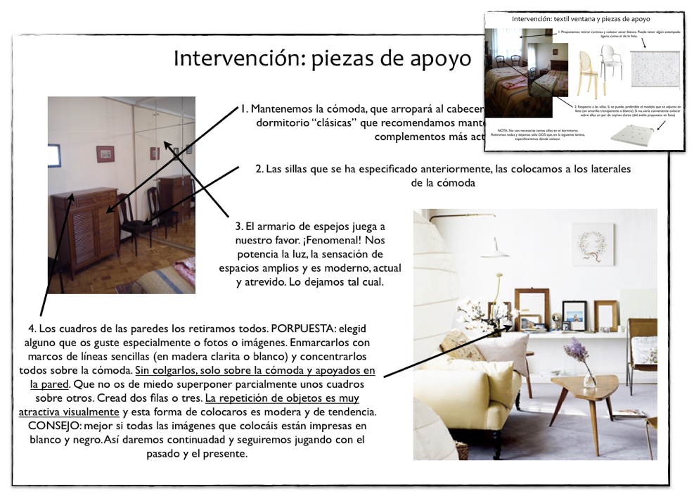Proyecto de asesor a dormitorio en un estilo cl sico for Que es el estilo clasico