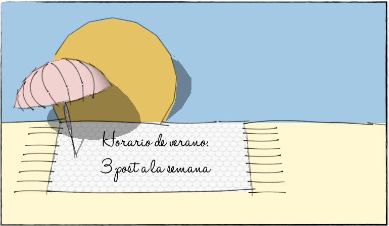 Logo horario de verano