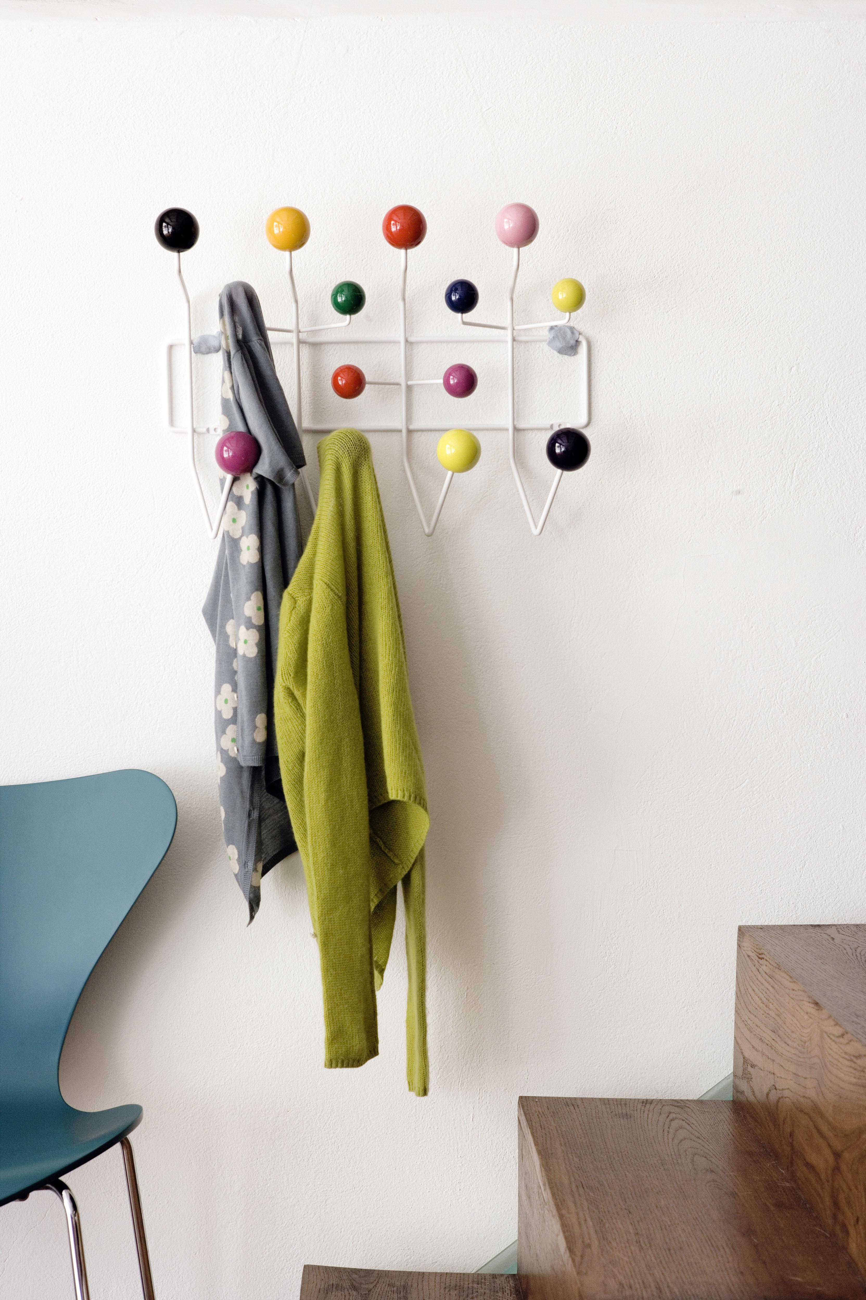 Eames clothes hooks