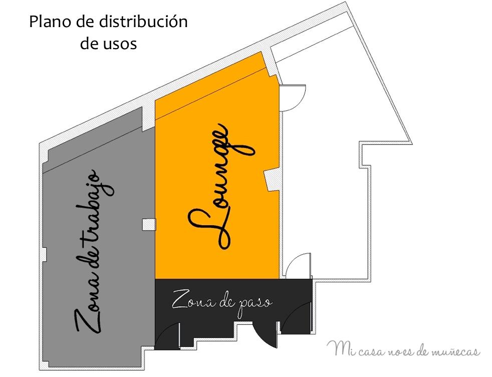 Oficina de start up en el centro de madrid proyecto l - Mi casa no es de munecas ...