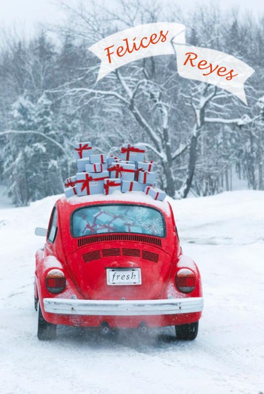 Imagen-coche con regalos